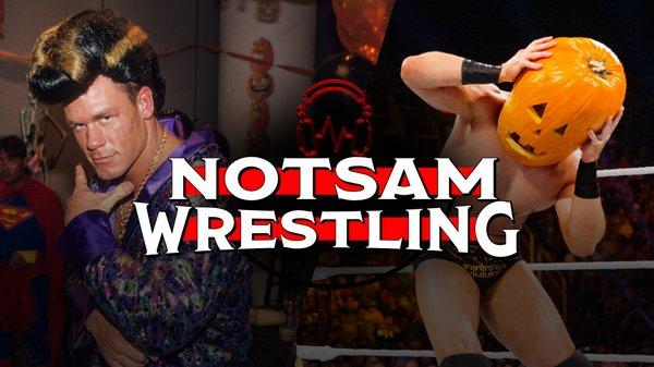 WWE NotSam Wrestling E02 11/1/20