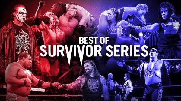 Watch WWE The Best Of Survivor Series 11/18/20