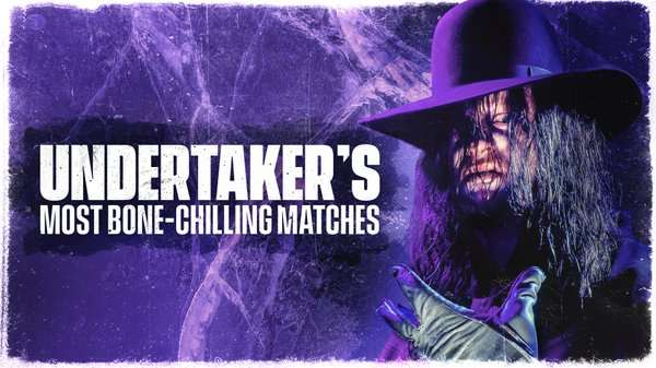 WWE The Best Of Undertakers Most Bone Chilling Matches