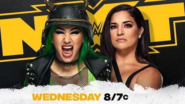 WWE NxT Live 12/2/20