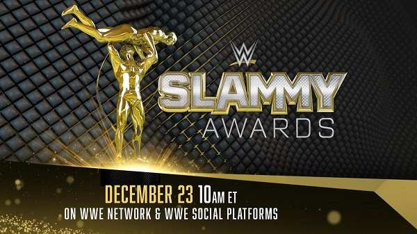 Watch WWE Slammy Awards 2020 12/23/20