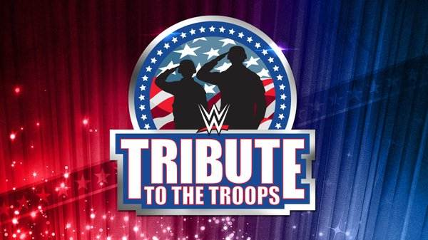 Watch WWE Tribute to the Troops 2020 12/6/20 – 6 December 2020