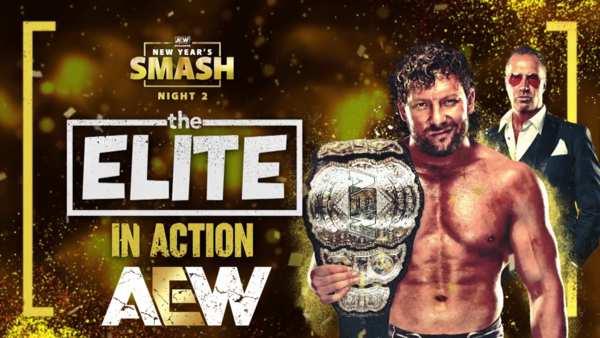 Watch AEW Dynamite: New Years SMASH Night 2 2021 1/13/21