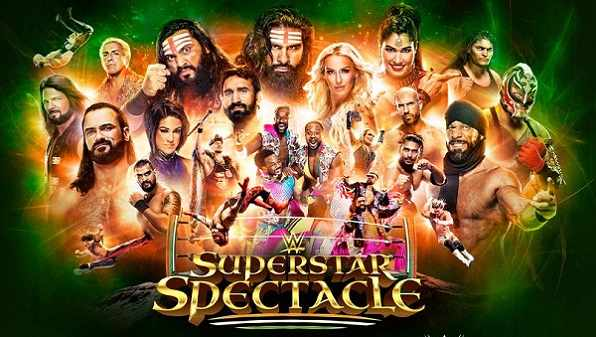 Watch WWE Superstar Spectacle 2021 1/26/21