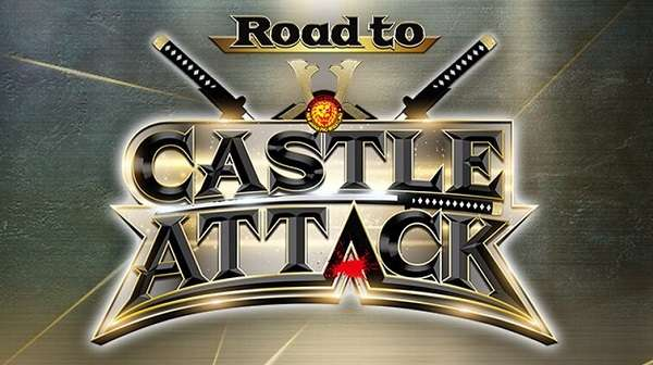 Watch NJPW Road To Castle Attack 2021 2/22/21