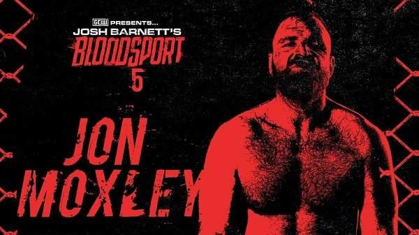 Watch GCW Josh Barnetts Bloodsport 5 2021 2/20/21
