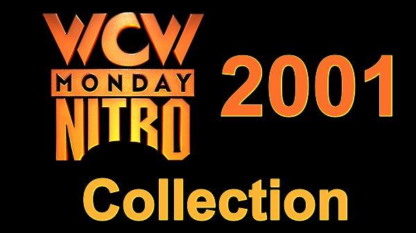 WCW Monday Nitro 2001