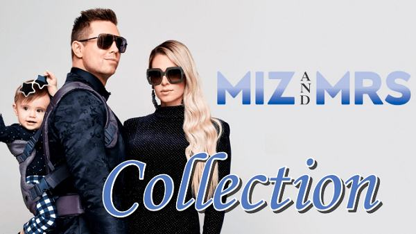 WWE Miz And Mrs Collection S1 n S2