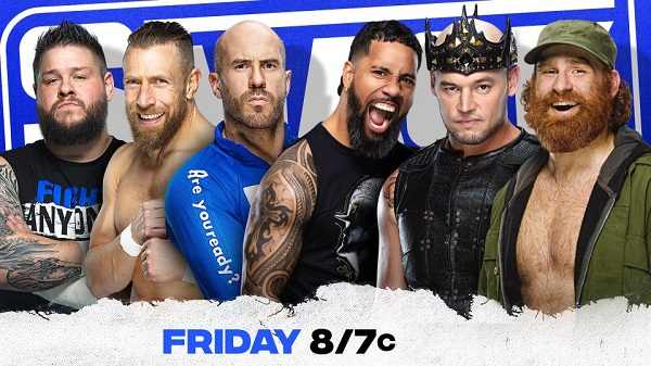 Watch WWE Smackdown 2021 2/19/21 Full Show Live