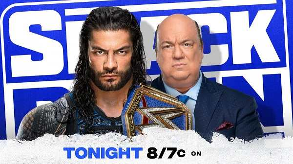 WWE Smackdown Live 2/26/21
