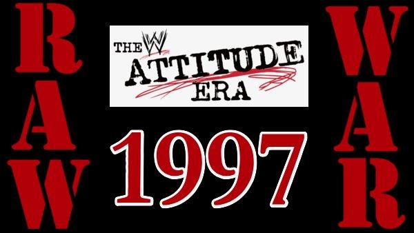 WWF Raw Is War 1997 Attitude Era