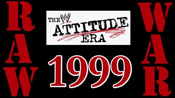 WWF Raw Is War 1999 Attitude Era
