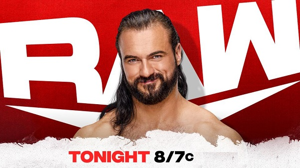 Watch WWE Raw 3/1/21