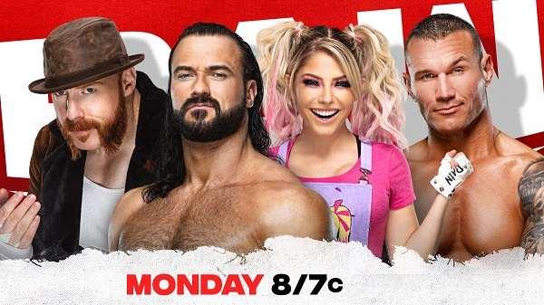 Watch WWE Raw 3/22/21