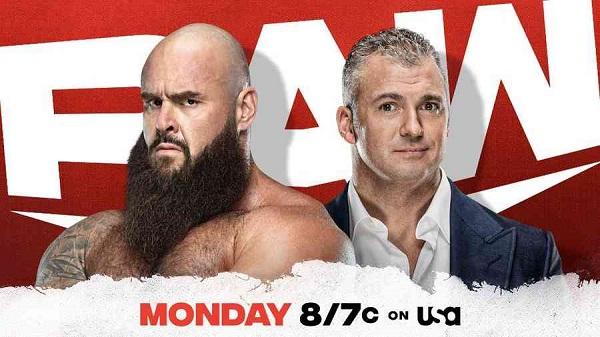 WWE Raw 3/8/21