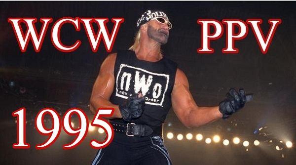 WCW PPVs 1995