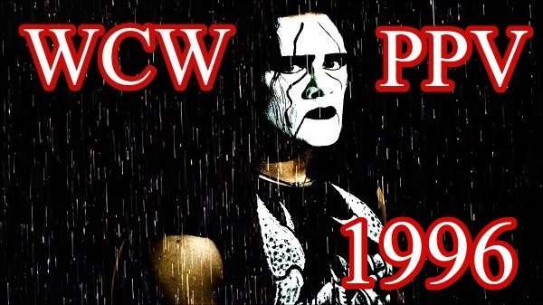 WCW PPVs 1996