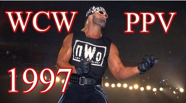 WCW PPVs Collection 1997