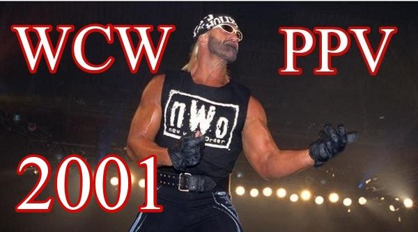WCW PPVs Collection 2001