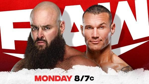 Watch WWE Raw 4/19/21