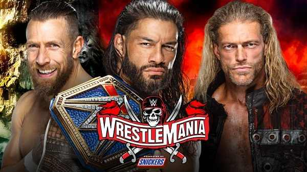 Watch WWE Wrestlemania 37 XXXVII 2021 4/11/21 Full Show Online