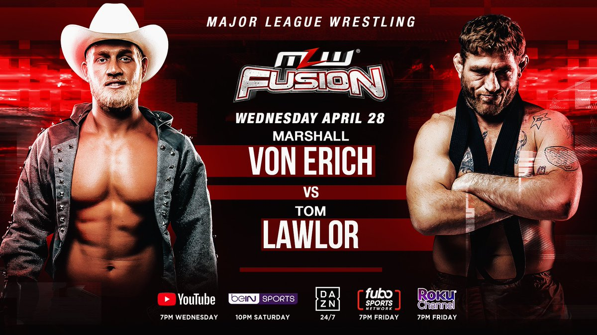 MLW Fusion 130