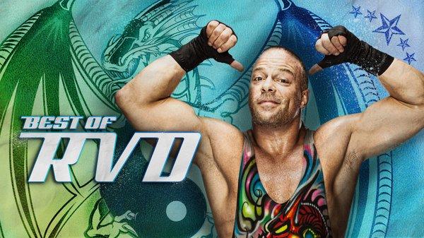 Watch WWE The Best Of Rob Van Dam 5/18/21