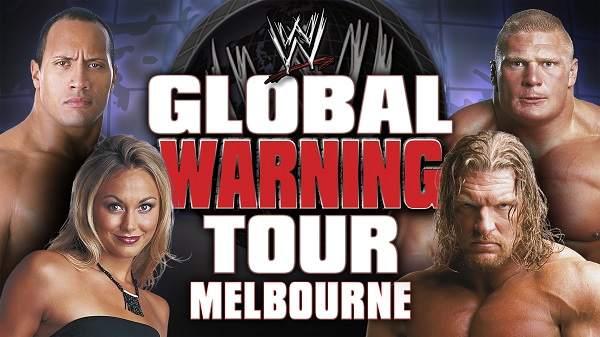 WWE Global Warning 2002
