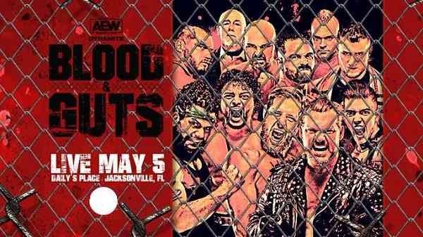 Watch AEW Blood And Guts 2021 5/5/21 – 5 May 2021 Full Show