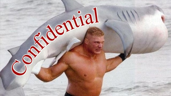 WWE Confidential Collection