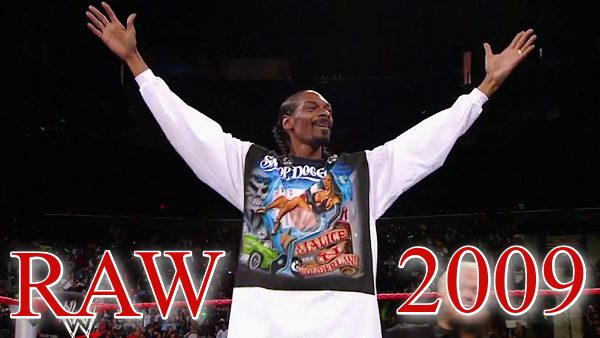 WWE Raw 2009 Collection