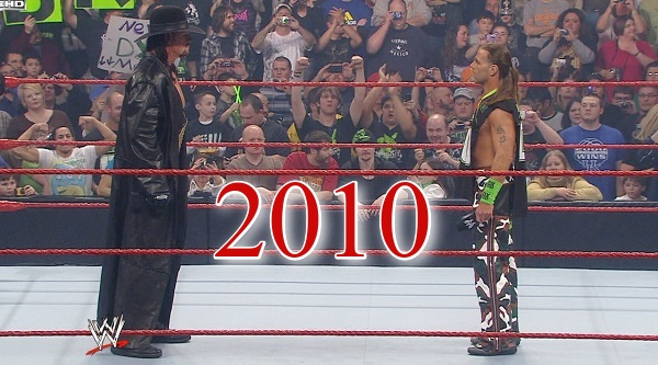 WWE Raw 2010 Collection