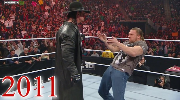 WWE Raw 2011 Collection