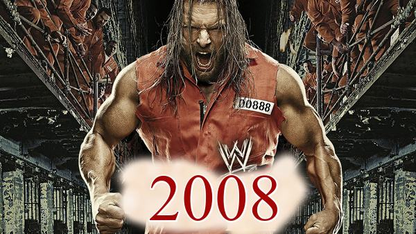 WWE PPVs 2008 Collection