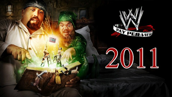 WWE PPVs 2011 Collection