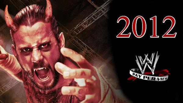 WWE PPVs 2012 Collection