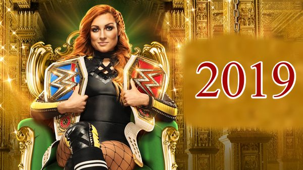 WWE PPVs 2019 Collection