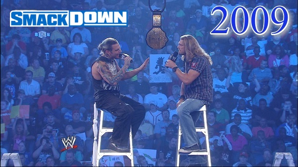 WWE Smackdown 2009 Collection