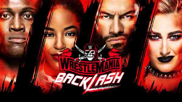 Watch TNA WWE WrestleMania Backlash 2021 5/16/21