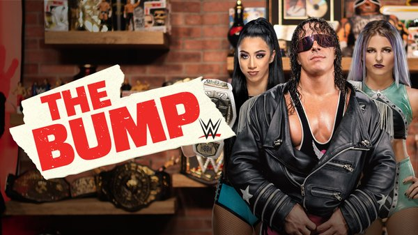 WWE The Bump 2021 06 02