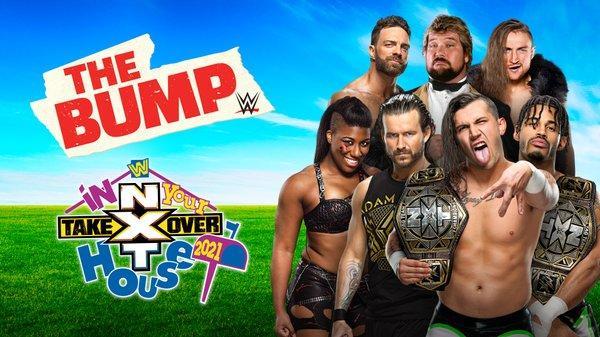 WWE The Bump 2021 06 09
