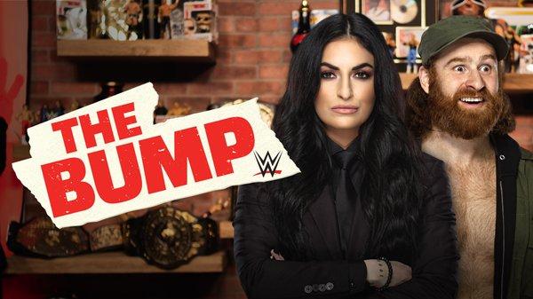 WWE The Bump 2021 06 21
