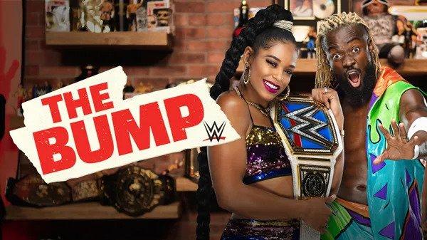 WWE The Bump 2021 06 16