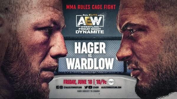 Watch AEW Dynamite 6/18/21 2021
