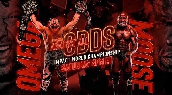 Impact Wrestling Against All Odds 2021 6/12/21