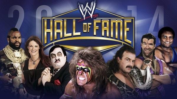 WWE Hall Of Fame Collection