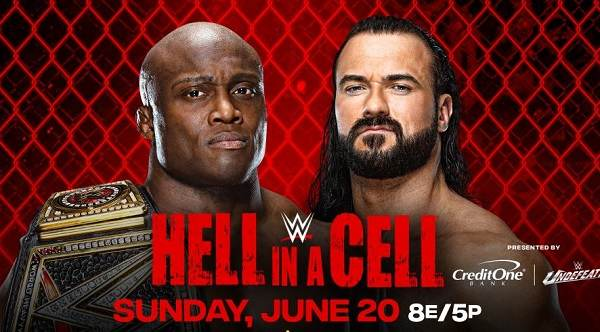 WWEHell In A Cell 2021 Full Show Replay