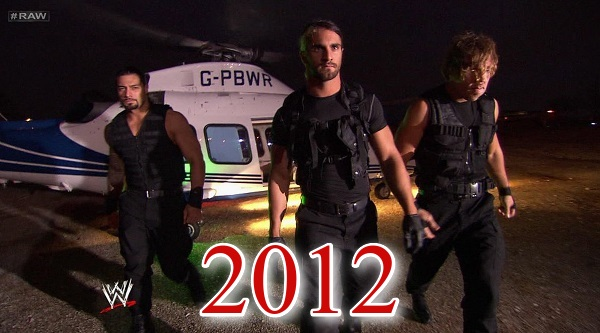 WWE Raw 2012 Collection