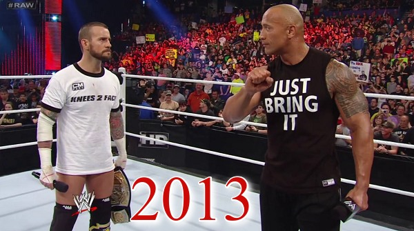 WWE Raw 2013 Collection