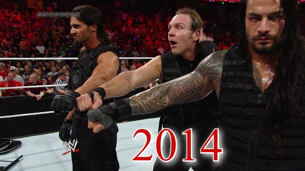 Fix WWE Raw 2014 Collection